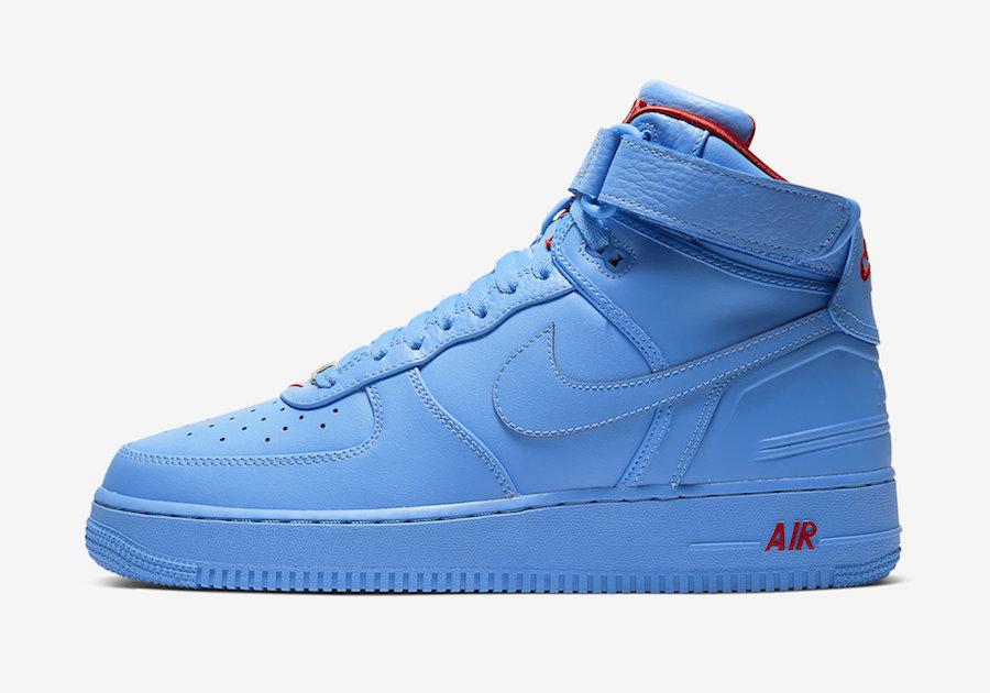 x Nike Air Force 1 High \