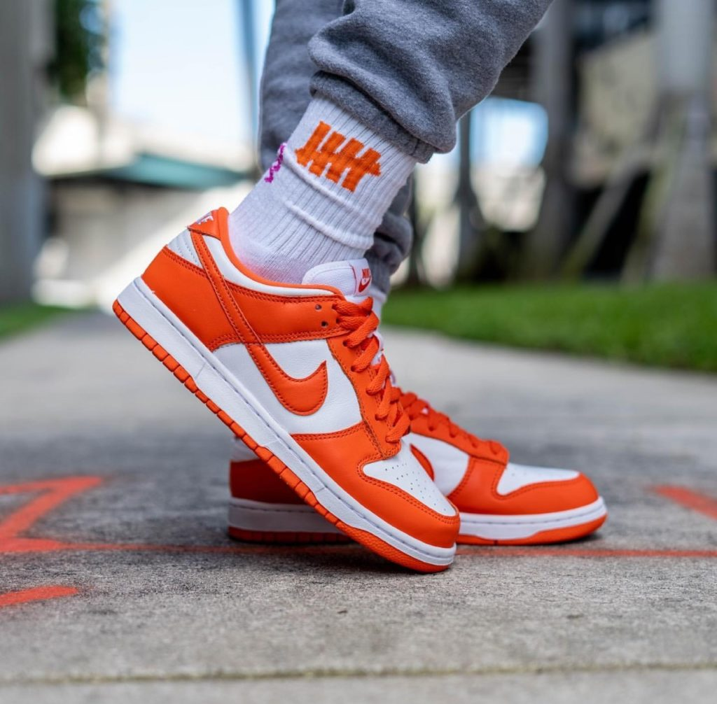On Foot Look At The Nike Dunk Low
