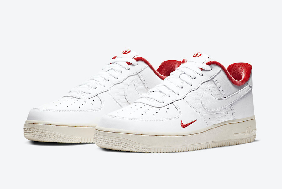 Favor admiración amanecer  Official Look At The Kith x Nike Air Force 1 Low