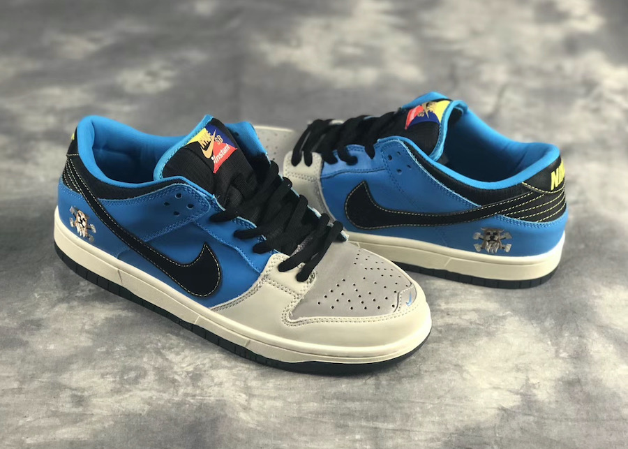 New Look At The Instant Skateboards x Nike SB Dunk Low   The ...
